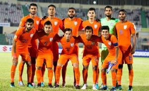 India defeated Maldives to reach the SAFFCup semi-finals where they will face Pakistan.
