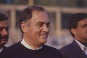 Rajiv Gandhi was India's Prime Minister from  1984 to 1989.