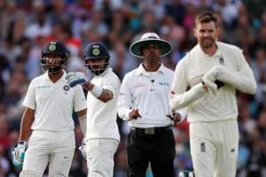 Cricket - England v India - Fifth Test - Kia Oval, London, Britain - September 8, 2018 India