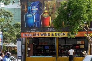According to the department's directions, liquor vends will exhibit prominently that consumption of liquor in a public place is punishable with fine and/or imprisonment as provided under Rule 65 of the Delhi Excise Rules, 2010.