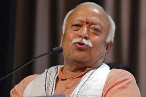 RSS chief Mohan Bhagwat's strong pitch for the consolidation of Hindus invited criticism from Opposition parties on Saturday, while BJP general secretary Ram Madhav defended the statement.