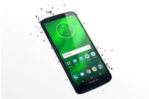 Moto G6 Plus comes with a 5.9-inch display with full HD+ resolution.