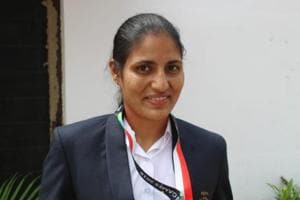 Gurjit Kaur,22, was a part of the national hockey team who made it to finals in the Asian Games in 20 years.