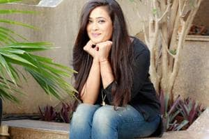 Shweta Tiwari was the winner of Bigg Boss 4, and was in Delhi for play Jab We Separated.