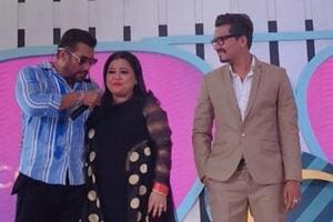 Bigg Boss 12 got its first contestants in Bharti Singh and Haarsh Limbachiyaa.