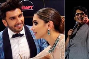 Ranveer Singh and Deepika Padukone do not want to entertain any questions about their wedding.