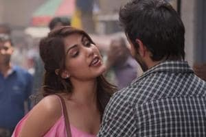 This Jalebi could give you diabetes. Rhea Chakraborty, Varun Mitra's cringeworthy performance will give you second-hand embarrassment.