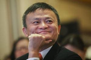 Jack Ma, who founded e-commerce giant Alibaba Group and helped to launch China