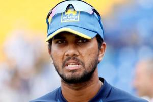 Sri Lanka's Dinesh Chandimal will miss Asia Cup 2018 due to injury.