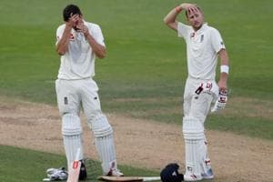 India vs England: Hosts consolidate position on top