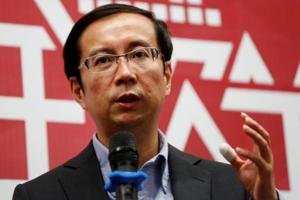 Daniel Zhang will succeed Jack Ma as Alibaba Group's executive chairman, just three years  after he took over as chief executive officer of the company.