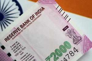 The rupee has depreciated 13% so  far this year against the dollar.