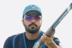 Gurnihal Singh Garcha also made the six-strong individual final, where he shot a score of 46 to claim the individual bronze