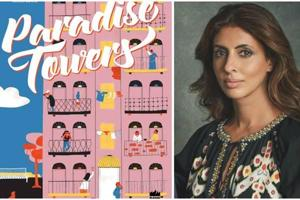 Shweta Bachchan's first book is titled Paradise Towers.