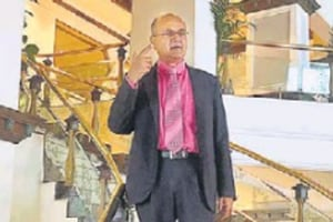 Navneet Dhawan is the corporate director of a 5-star hotel.