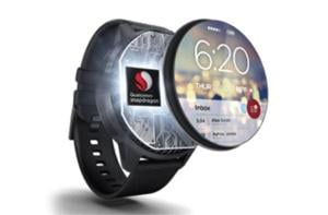 Qualcomm SnapdragonWear 3100 succeeds the existing  2100 chipset for smartwatches.