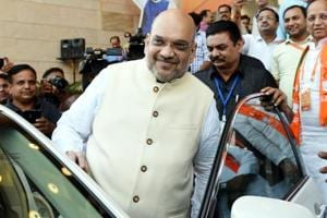 Amit Shah will address meetings of representatives from local bodies, cooperatives and intellectuals.