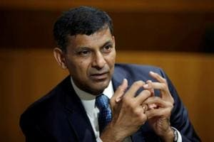 Former Reserve Bank of India Governor Raghuram Rajan