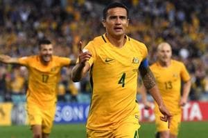 Tim Cahill has joined ISL team Jamshedpur FC and is currently training with the players in Spain.