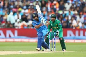 India last played Pakistan in the final of the Champions Trophy in 2017.