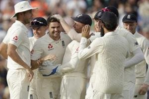 England beat India by 118 runs in the fifth Test match at the Oval.