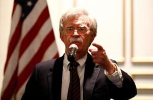 National Security Adviser John Bolton said US was prepared to slap financial sanctions and criminal charges on officials of the International Criminal Court if they proceed against any Americans.
