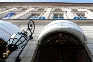 If confirmed, it would be the second heist from the Ritz hotel on Paris's Place Vendome this year.