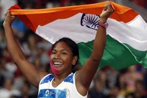 Swapna Barman became India's first heptathlete to win an Asian Games gold last month in Jakarta