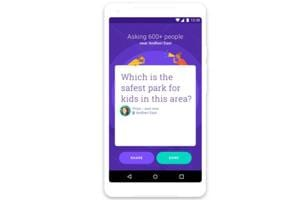 Google's Neighbourly app is available on Play Store.