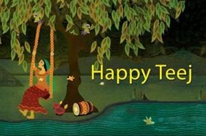 Happy Hartalika Teej 2018