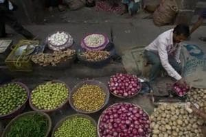 India's retail inflation was 4.17 % in July.
