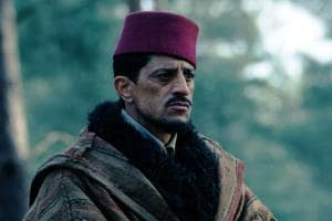 Said Taghmaoui recently appeared in Wonder Woman.