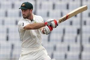 Glenn Maxwell has been overlooked by the Australia selectors for the Test series against Pakistan.
