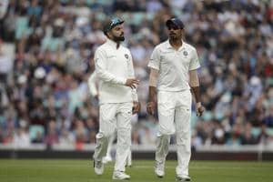 Sourav Ganguly feels it is important for skipper Virat Kohli (left) to bring the best out of his players.