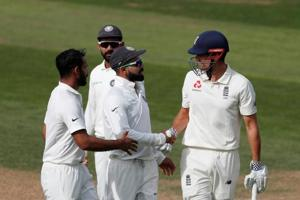 Cricket - England v India - Fifth Test - Kia Oval, London, Britain - September 10, 2018 England