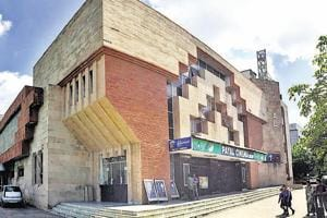 Payal Cinema in Gurugram's Sector 14 is one of the two remaining single screen theatre in the city.