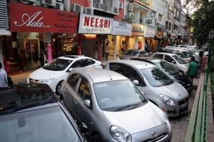 Currently, SDMC charges Rs 4,000 as one-time parking charges on all vehicles above Rs 4 lakh.