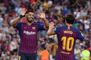 Barcelona and Girona have both signed a request for their La Liga fixture in January to be played in Miami.
