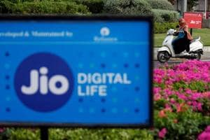 Hughes Jupiter system will transfer data from the site directly to Reliance Jio core network.