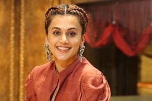 Taapsee Pannu is currently busy with her next film Badla.