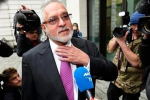 Vijay Mallya arrives at Westminster Magistrates Court in London, Britain, on September 12, 2018.