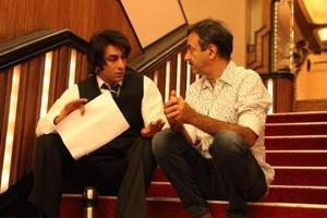 Rajkumar Hirani said he had to change Sanju to create empathy for Sanjay Dutt.