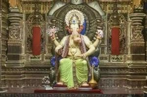 Happy Ganesh Chaturthi 2018: Here are some wishes to send your family.