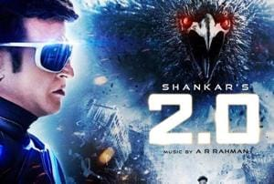 2.0 teaser brings together Akshay Kumar and Rajinikanth in India's most expensive film ever.