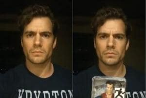 Henry Cavill has shared a video on Instagram expect no one knows what to make of it.