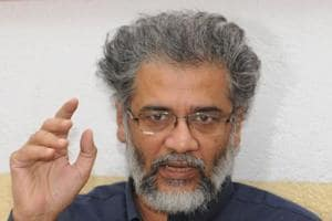 File photo of Dipankar Bhattacharya, general secretary of CPI (ML) Liberation