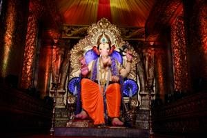 Mumbai's first Ganeshotsav has been popularly traced back to 1893, a year after it was recorded in Pune, driven largely by Lokmanya Bal Gangadhar Tilak.