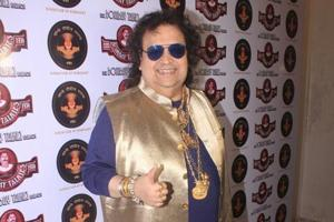 Music composer Bappi Lahiri has created a jingle to welcome MIke Tyson.