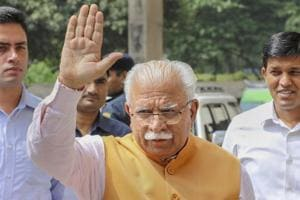 Haryana chief minister Manohar Lal Khattar had announced on Tuesday power tariff would be reduced from Rs 4.50 per unit to Rs 2.50 per unit on a bill of 200 units or less in a month. Those who consume up to 50 units a month will pay a flat charge of Rs 2/unit.