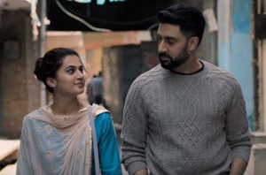 Manmarziyaan movie review: Taapsee Pannu and Abhishek Bachchan are stunning in Anurag Kashyap's tepid romance.